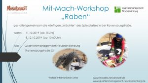 Mit-Mach-Workshop