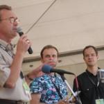 Eröffnung des Stadtteilfest der Nordstadt-Ihlenfelder Vorstadt