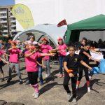 Tanzgruppe des BIP-Kreativitätscampus